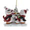 Personlized 3D Penguin Ornament