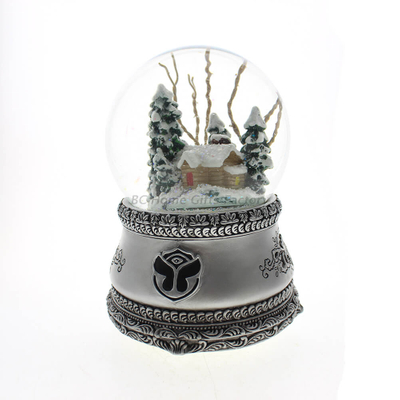 Custom Christmas Snow Globes