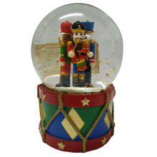 The Nutcracker snow globe