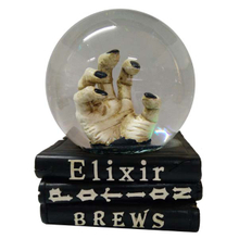 All Saint's Day resin snow globe