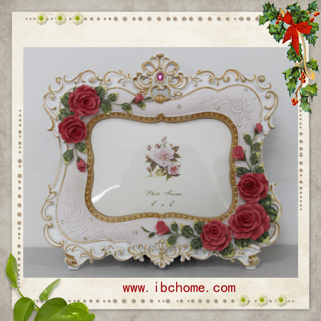Resin Photo frame with couples design
