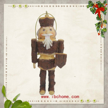 Resin Wooden Nutcracker,Christmas Ornaments decoration