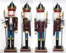 Wooden Soldiers Nutcracker,Christmas Ornaments holiday decoration4