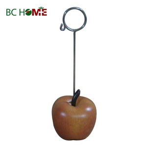 Christmas Tree Decoration Polyresin Business Card Holder
