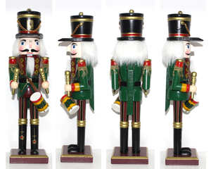 Wooden Soldiers Nutcracker,Christmas Ornaments holiday decoration3