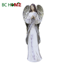 resin religious statues for souvenir